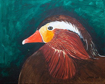 painting-duck